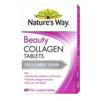Viên uống Collagen Beauty Nature's Way 60v