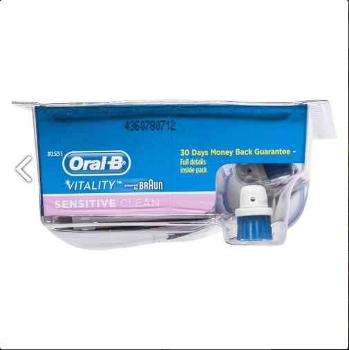 Bàn chải điện Oral-B Vitality