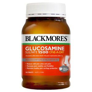 Blackmores Glucosamine 1500mg của Úc 180 viên