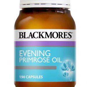 Tinh dầu hoa Anh Thảo Blackmores Evening 190 viên