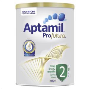 Sữa Aptamil Profutura số 2 cho bé từ 6-12 tháng tuổi