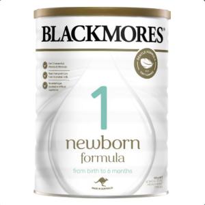 Sữa Blackmores số 1 cho trẻ từ 0-6 tháng tuổi