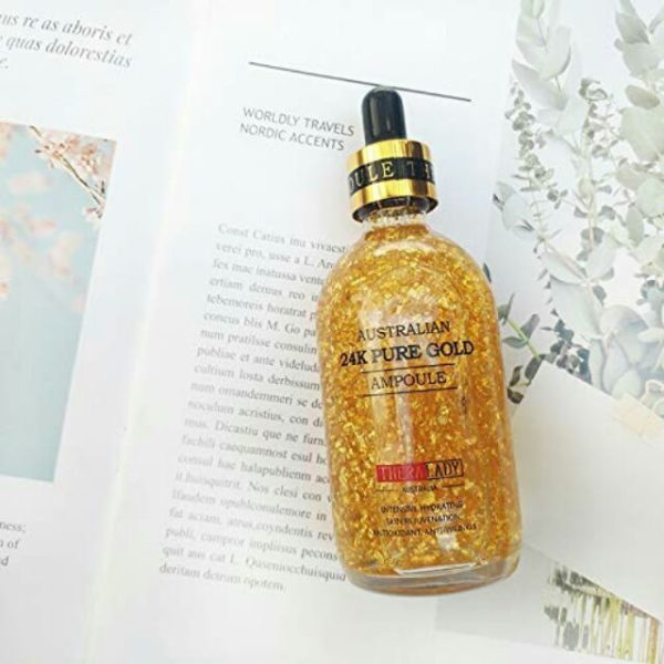 Tinh chất vàng 24k TheraLady Pure Gold Ampoule
